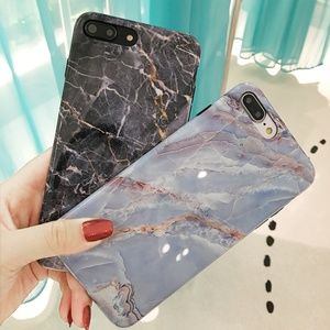Accessories - NEW iPhone X/7/8/7+/8+ Marble Case